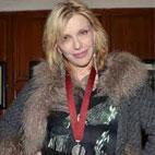 Courtney Love Honoured At Irish University