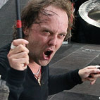 Lars Ulrich Wants To Drum For Noel Gallagher