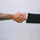 HMV Bans Tattoos And Long Hair