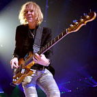 Aerosmith Bassist Working On Bio?