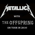 Petition Asks Metallica And The Offspring To Tour Together