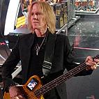 Tom Hamilton is Off Aerosmith Tour