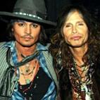 Steven Tyler on Working With Johnny Depp: 'It's F--kin' Kinky'