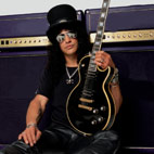 Slash's Debut Horror Movie 'Nothing to Fear' Due in October