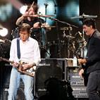 Paul McCartney Joined by Nirvana Members Onstage Again
