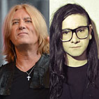Skrillex to Produce New Def Leppard Album?