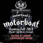 Motorhead Launching Cruise