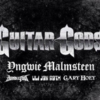 Yngwie Malmsteen, Uli Jon Roth, Bumblefoot, Gary Hoey Joining Forces for 'Guitar Gods' Tour