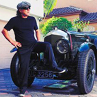 AC/DC Singer Previews 'Cars That Rock' TV Series