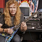 Megadeth Demoing New Album: 'Some Heavy Riffs Going on Here'