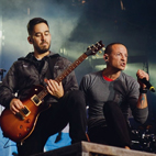 Linkin Park Get Rock Walk Honour