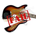 Top 10 Biggest Guitar Fails Ever