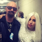 Rob Halford, Lady Gaga Considering Collaboration: 'Her Voice Is Extraordinary'