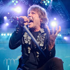 Iron Maiden Finish Three-Year World Tour, Stage Aerial Dogfight at Sonisphere 2014