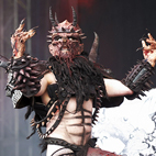 Gwar's Oderus Urungus Celebrated With Flaming Viking Funeral