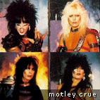 Rock chronicles: Rock Chronicles. 1980s: Motley Crue