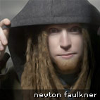 Hit The Lights: Newton Faulkner: 'Limitation Opens Up Other Bits Of Your Brain'