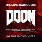 Watch Periphery's Matt Halpern Help Perform 'Doom' Video Game Soundtrack at 'The Game Awards'