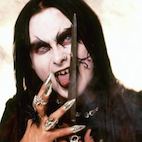 Cradle of Filth's Dani Filth: My Life in 10 Songs