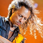 Kirk Hammett: Today's World Is So Connected, But at the Same Time So Divided