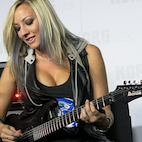 Alice Cooper's Guitarist Nita Strauss: How to Approach Playing in a Band With 3 Guitarists