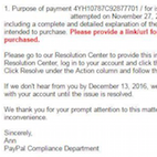 WTF: Metal Fan's PayPal Account Suspended for Purchasing an Isis Shirt