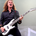 Megadeth's Ellefson: Ghost's 'Square Hammer' Is the Best Song I Heard All Year