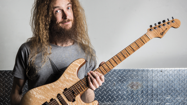 guthrie govan i 39 ve never actually taken a guitar lesson i am entirely self taught music news. Black Bedroom Furniture Sets. Home Design Ideas