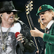 Report: AC/DC Recording Album With Axl Rose on Vocals, Release Expected in 2018