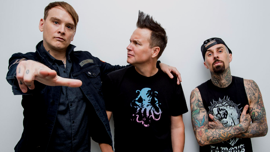 Blink-182 Streaming New Song Called 'Misery'