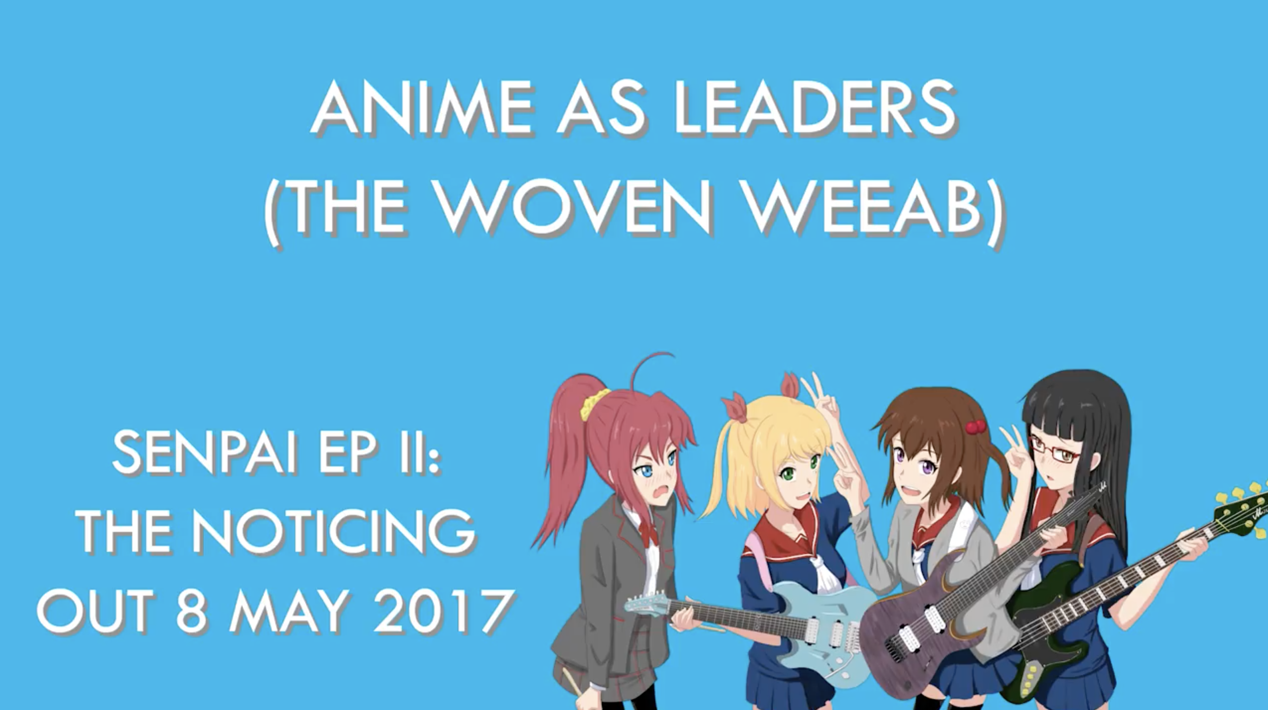 Sithu Aye Premieres New Song 'Anime as Leaders (The Woven Weeab)'