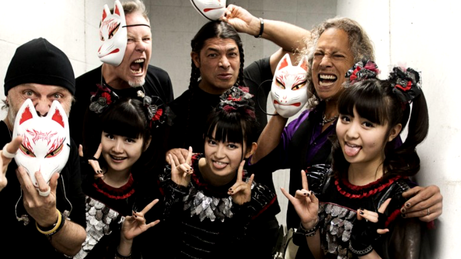 Lars Ulrich: Metallica Was Astounded By the Awesomeness of Babymetal