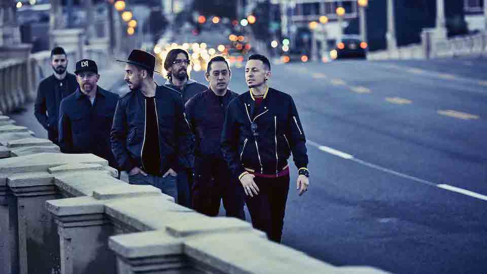 Linkin Park Get Sixth Number One LP With 'One More Light'