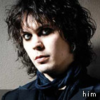 HIM: New Video Interviews Available