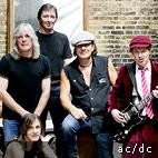 AC/DC 'Black Ice' Tops UK Chart