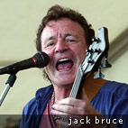 Jack Bruce Of Cream Says Led Zeppelin Is 'Crap'