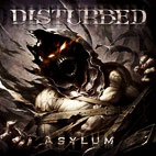 Disturbed: 'Asylum' Artwork, Release Date Revealed