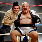 Tenacious D: Set Cut Short After Stabbing