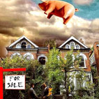 Pink Floyd's Former North London Home For Sale