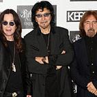 Black Sabbath 'Six Tracks' Into Recording New Album - Without Bill Ward