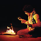 Jimi Hendrix Burned Monterey Guitar Sells At Auction For £237,000