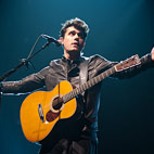 John Mayer Comes Back to the Studio
