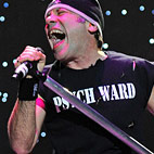 Iron Maiden Tops Hot Tours Chart