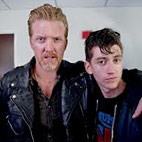 Queens of the Stone Age Cover Arctic Monkeys' 'Why'd You Only Call Me When You're High'