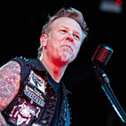 Metallica to Kick Off New Album Work Next Spring, Says James Hetfield