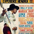 Zakk Wylde, Buddy Guy, Eric Johnson and More Embarking on Hendrix Tribute Tour