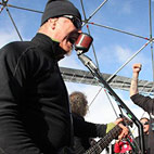 Metallica Perform in Antarctica, Official Photos and Setlist Available