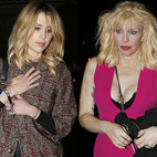 Courtney Love Says She Tried to 'Mentor' Peaches Geldof