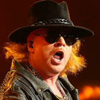 GN'R Possibly Releasing Two New Albums, Duff Might Rejoin Band Full-Time, Axl Rose Explains