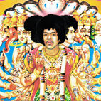 Jimi Hendrix Album Banned in Malaysia for Featuring Image of Lord Vishnu